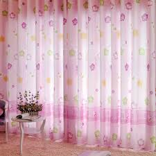 Sheer Pink Curtains Bedroom Decorations Accessories Interior Tasty Fancy Apricot Bud