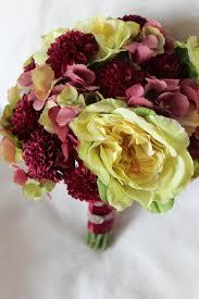 Silk Bridal Bouquets Order Custom Silk Bridal Bouquets Online U2014 Silk Wedding Flowers