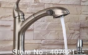 kitchen faucet brushed nickel 710 bn kitchen faucet brushed nickel 14 verdesmoke delta