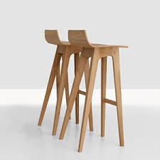 oak wood bar stools of 2 scandi oak wood bar stools natural