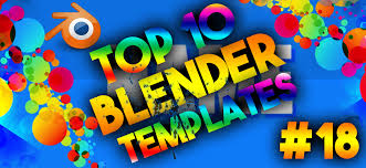 2d intro templates for blender top 10 best blender 2d intro templates 18 free downloads