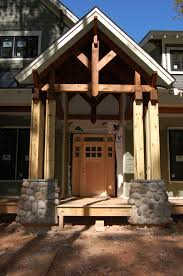 find out special characteristic of craftsman style front doors