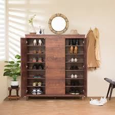 Slim Shoe Cabinet Shoe Rack Online Find Shoe Stand U0026 Wooden Cabinet Designs Urban