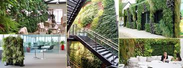 How To Make Vertical Garden Wall - vertical garden systems architek green building solutions architek