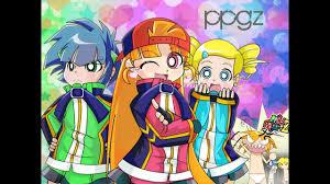 powerpuff girls rowdyruff boys 1