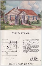 house plans 1950s small house designs visbeen architects