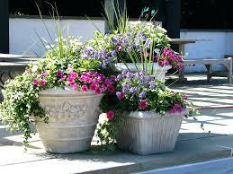 patio ideas porch rail plant hangers deck railing planters home