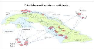 Cuban Map Cuban Communities Forging An Innovative Path To Marine Conservation