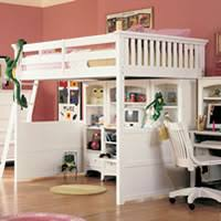 Full Double Bed Double Size Loft Beds And Bunk Beds