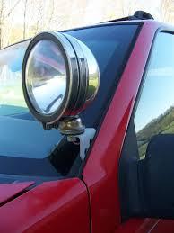 zj a pillar light brackets available jeep forum