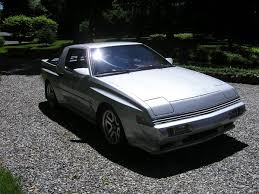 mitsubishi starion rally car daily turismo 80 u0027s muscle 1988 chrysler conquest tsi