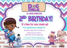 how to make invitations create doc mcstuffins birthday invitations free egreeting ecards