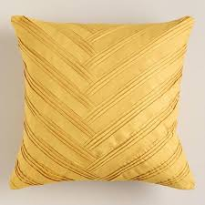 Yellow Throw Pillows for More Appealing Rooms We Bring Ideas