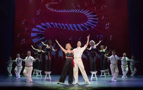 white christmas theater review irving berlin s white christmas daily bruin