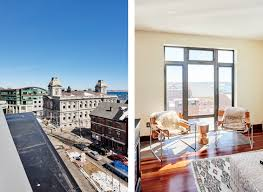 a u002770s inspired revamp creates groovy penthouse home in maine curbed