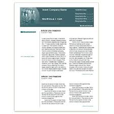 templates for word newsletters ms word newsletter template free newsletter template word free