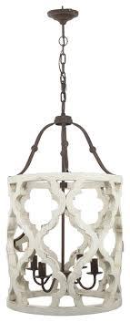 jolette 4 light chandelier farmhouse chandeliers by a b home