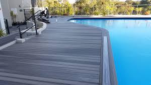 outdoor plastic composite wood flooring in los ang plastic wood