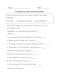 22 best education images on pinterest worksheets punctuation