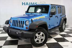 used 2010 jeep 2010 used jeep wrangler unlimited 4wd 4dr sport at haims motors