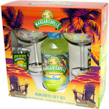 happy birthday margarita glass margaritaville margarita gift set 5 pc walmart com