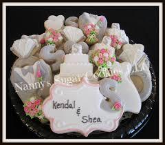 wedding platters nanny s sugar cookies llc wedding theme cookie platters