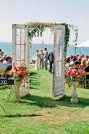 Wedding Arch Design Ideas 30 Fabulous Rustic Old Door Wedding Decoration Ideas Decoration