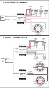 rockford fosgate amp wiring diagram dolgular com
