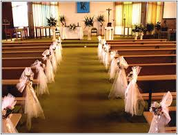 church decorations black and white wedding church decorations 99 wedding ideas
