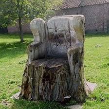 Stump Chair Best 25 Tree Stump Furniture Ideas On Pinterest Tree Stumps