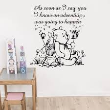 Winnie The Pooh Wall Decals For Nursery by Compare Prices On Pooh Winnie Quotes Online Shopping Buy Low