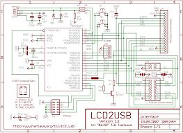 lcd2usb lcd to usb converter