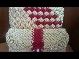 youtube cara membuat tas rajut dari tali kur kerajinan tali kur terlihat mewah youtube