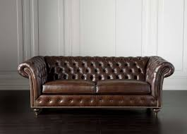 Futura Leather Sofa by Brown Nailhead Sofa Newberry Nailhead Trim Leather Sofa In Black