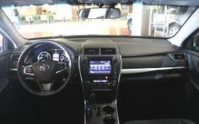 2015 Camry Le Interior 2015 Toyota Camry Hybrid Review U2013