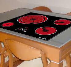 ustensiles de cuisine pour enfant autocollants ustensiles de cuisine pour chambre enfant tenstickers