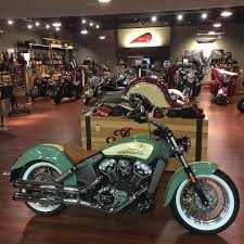 Double White Wall Motorcycle Tires 2016 Indian Scout Custom Willow Green Ivory Rinehart Racing