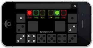 dicey touchosc template traktor mapping for iphone digital