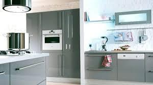 buffet de cuisine gris meuble cuisine gris clair peinture pour cuisine grise meuble de