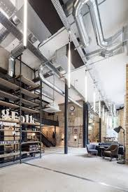 5 inspirational industrial style offices my warehouse home