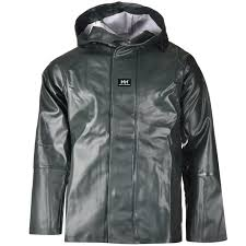 helly hansen seaford jacket pvc coated cotton 80 polyester