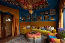 Moroccan Style Living Room Decor Living Room Moroccan Style Terrific Ideas In White Leather