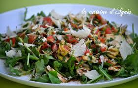 recette cuisine saine salade d artichauts violets la cuisine d agnèsla cuisine d agnès