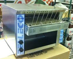 Waring Toaster Ovens Waring 4 Slice 1500 Watts Toaster Oven With Built In 2 Slice