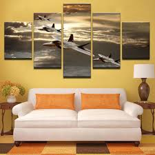 Art For Living Room by Online Get Cheap Plane Wall Art Aliexpress Com Alibaba Group