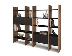 Modern Storage Units Modern Black Acrylic Wall Shelf With 5 Racks Furniture