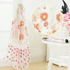 Sunflower Curtains Kitchen by Compare Prices On Sunflowers Kitchen Curtains Online Shopping Buy