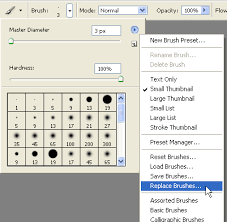install pattern in photoshop cs6 managing your brushes and brush libraries in photoshop a tutorial