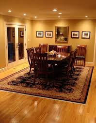 Dining Room Recessed Lighting Mesmerizing Dining Room Recessed Lighting Ideas 19 About Remodel