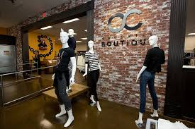 trendy boutique clothing goodwill opens boutiques selling designer goods for less daily